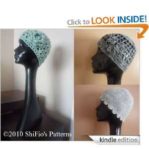 19 Patrón 19   Set de Gorros (Spanish Edition): ShiFios Patterns