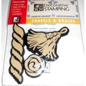 Decorative Stamping   Tassels & Braids