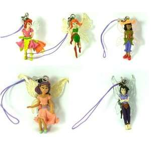 Disney Fairies Tinker Bell and Friends Charms Series 1 Cell