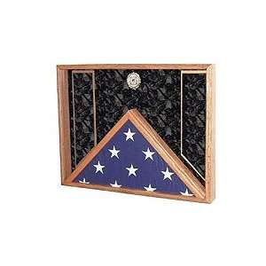 Award / Flag Display Case With Coast Guard Emblem: Everything Else