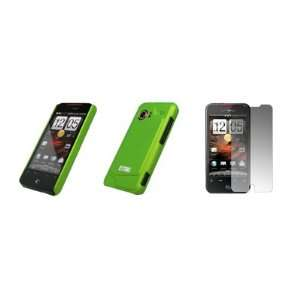 EMPIRE   HTC DROID INCREDIBLE   Premium Neon Green Stealth
