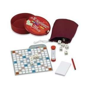 Scrabble Express Travel Game (2007 Edition) Toys & Games