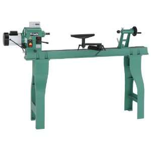 Grizzly G0462 Wood Lathe With Digital Readout: Home