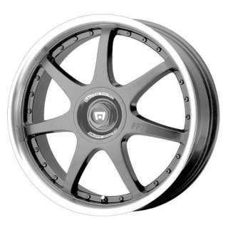 Motegi Racing FF7 MR2371 Gun Metal Wheel (16x7/4x100mm