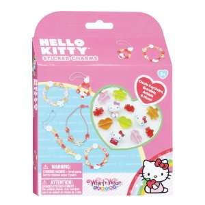 Hello Kitty Whirl n Wear Sticker Charms Toys & Games