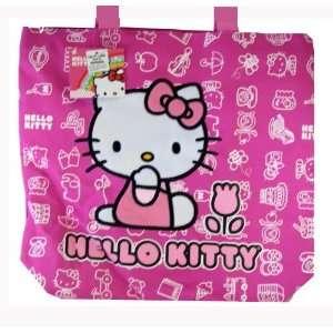 Hello Kitty Tote Bag   Tulip Hello Kitty Shopping Bag Toys & Games