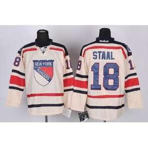 Jersey New York Rangers #18 Jersey Hockey Jersey