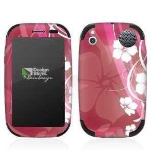 Design Skins for HP Palm Pre Plus   Pink Flower Design