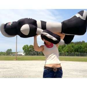 Giant Stuffed Robot Is 5 Feet Tall Big Plush Robotic Gift
