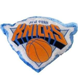 New York Knicks 14 Team Logo Plush Pillow Sports