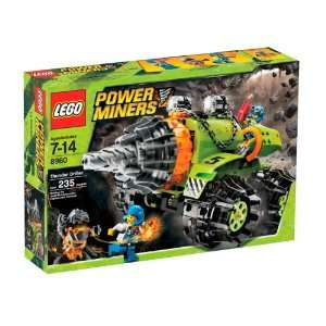 LEGO Power Miners Thunder Driller (8960) Toys & Games