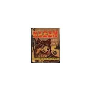 Kazan King of the Pack (The Better Little Book) Books
