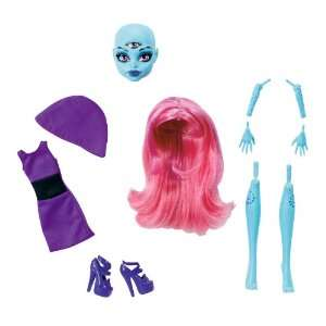 Monster High Create A Monster 3 Eyed Girl Add On Accessory