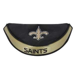 New Orleans Saints NFL Mallet Putter Cover