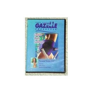 Gazelle Freestyle Lower Body Solution Personal Trainer DVD DVD