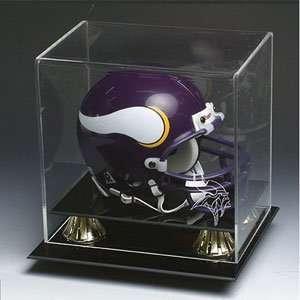 Minnesota Vikings NFL Full Size Football Helmet Display Case