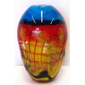 Hand Blown Murano Art Glass A40 with Certificate