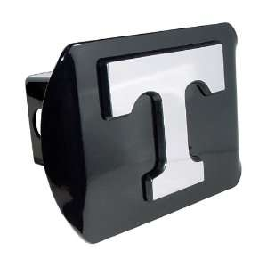NCAA College Sports Metal Trailer Hitch Cover Fits 2 Inch Auto Car