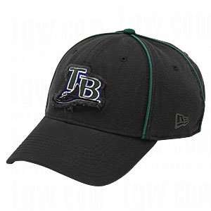 New Era MLB Piped Out Caps   Tampa Devil Rays  Sports