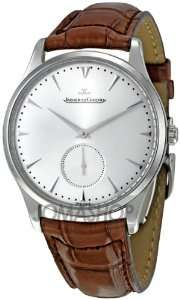 Leather Strap Automatic Mens Watch Q1358420 Jaeger LeCoultre Watches