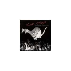 Slam Chops Punk Rock Compilation Various Artists Music