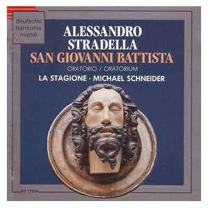 San Giovanni Battista Alessandro Stradella Music