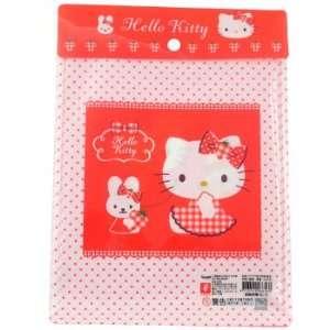 Hello Kitty File Folder Red/White Polka Dot Toys & Games