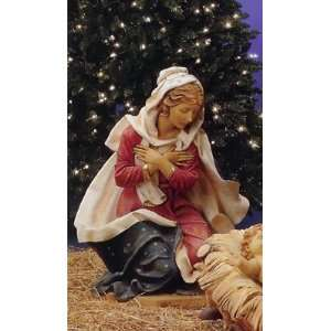 50 Mary Religious Christmas Nativity Statue #52302