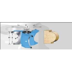 Amana A 32 100 Reversible Stile & Rail Shaper Cutter   1