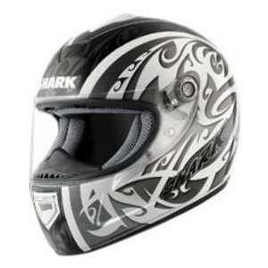 Shark RSX INTENSE WHITE_GRY_BLK XS MOTORCYCLE Full Face Helmet