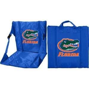 Florida Gators Blue Stadium Seat