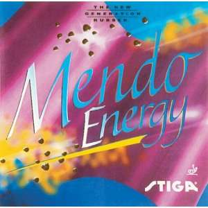 STIGA Mendo Energy Table Tennis Rubber