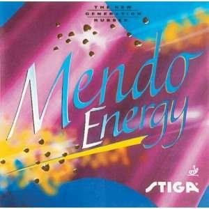 STIGA Mendo Energy Table Tennis Rubber