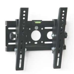 Black 14inch to 32inch Tilt Tv Wall Mount Bracket Electronics