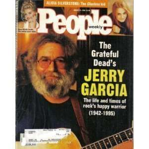 a biography of the early life of jerome john garcia John garcia assistant office location: sierra tower, room 716 biography john j garcia has a ba/ma in english the journal of early american life.