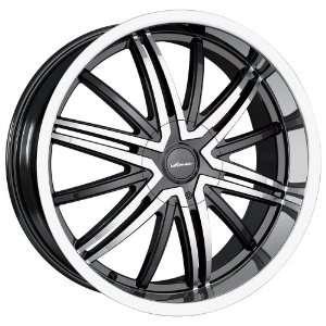 Machined Face & Lip) Wheels/Rims 5x114.3/120 (575 2804B) Automotive
