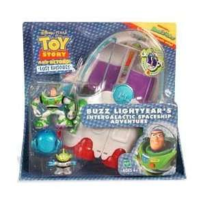 Buzz Lightyears Intergalactic Spaceship Adventure Toys & Games