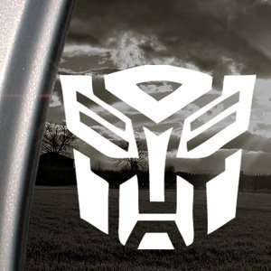TRANSFORMERS Decal AUTOBOT LOGO MOVIE Window Sticker: Arts