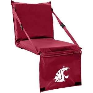 Washington State Cougars Tri fold Seat