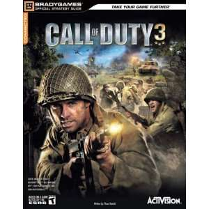 Call of Duty 3 Official Strategy Guide (Brady Games Official Strategy