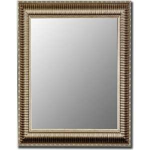 Framed ready to hang wall mirror. by Hitchcock Bufferfield