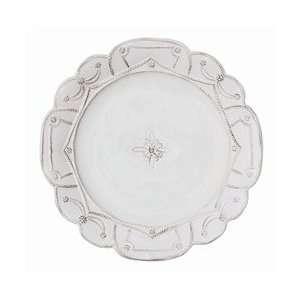 Juliska Jardins du Monde White Dinner Plate Kitchen & Dining