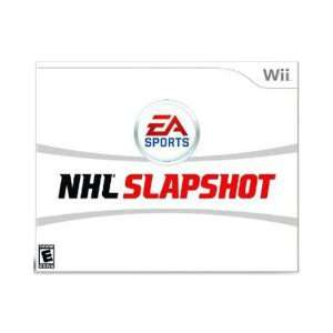 Slapshot Sports Game Complete Product Standard Retail Wii High Quality