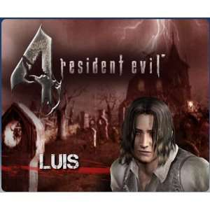 Resident Evil 4 Luis Avatar [Online Game Code] Video