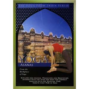Yoga: Asanas: Live Action   Instructional, B.R Ram Kumar