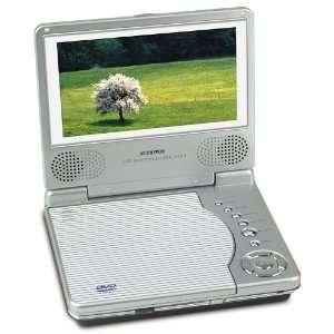 Audiovox D1712 7 Inch 16.9 Slim Line Portable DVD Player Electronics