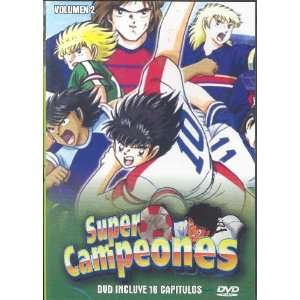Super Campeones Vol. 2 en Espanol [NTSC / Region 1   Latin