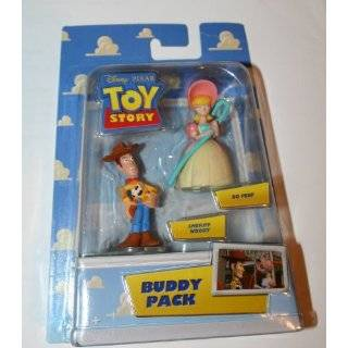 Disney Pixar Toy Story Buddy Pack Bo Peep & Sheep Two Inch