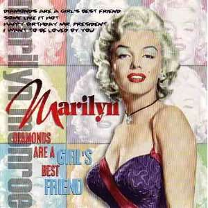 Diamonds Are a Girls Best Friend Marilyn Monroe Music