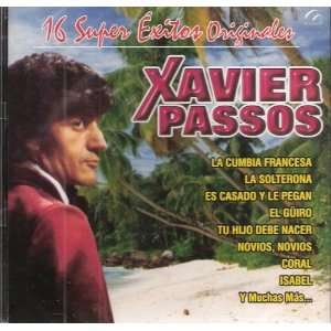 Xavier Passos [16 Super Exitos Originales] Music